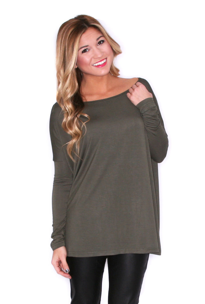 PIKO Tee in Army
