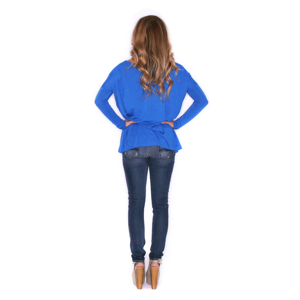 PIKO Tee in Blue