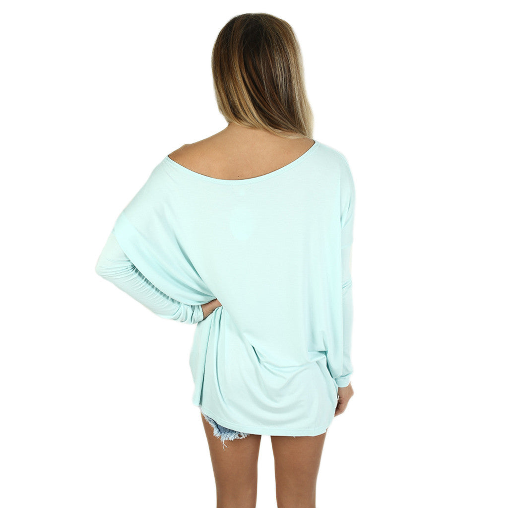 PIKO Tee in Mint