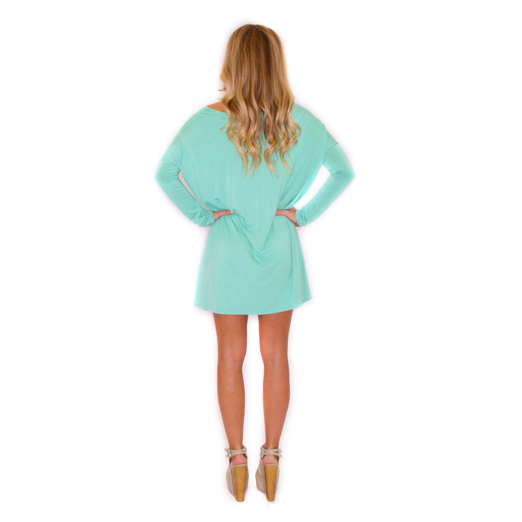 PIKO Tunic in Baby Green