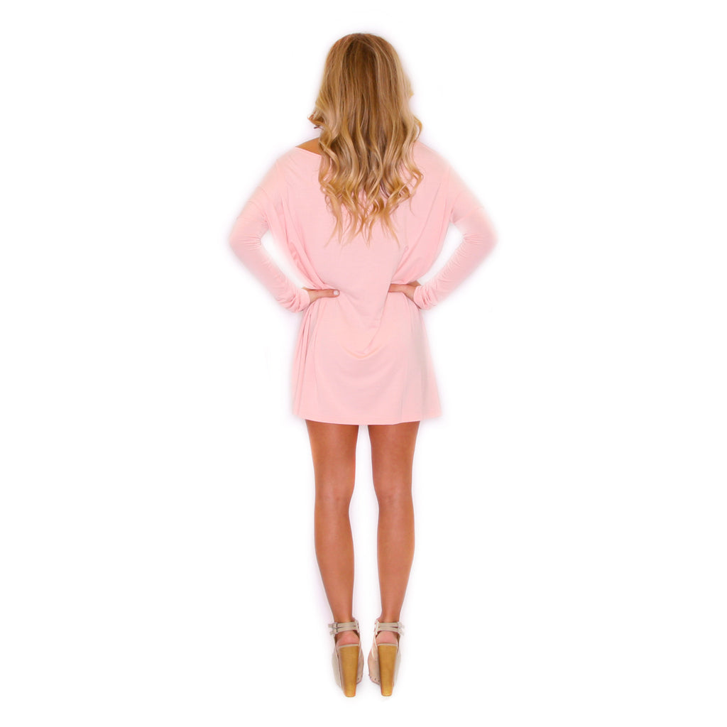 PIKO Tunic in Baby Pink