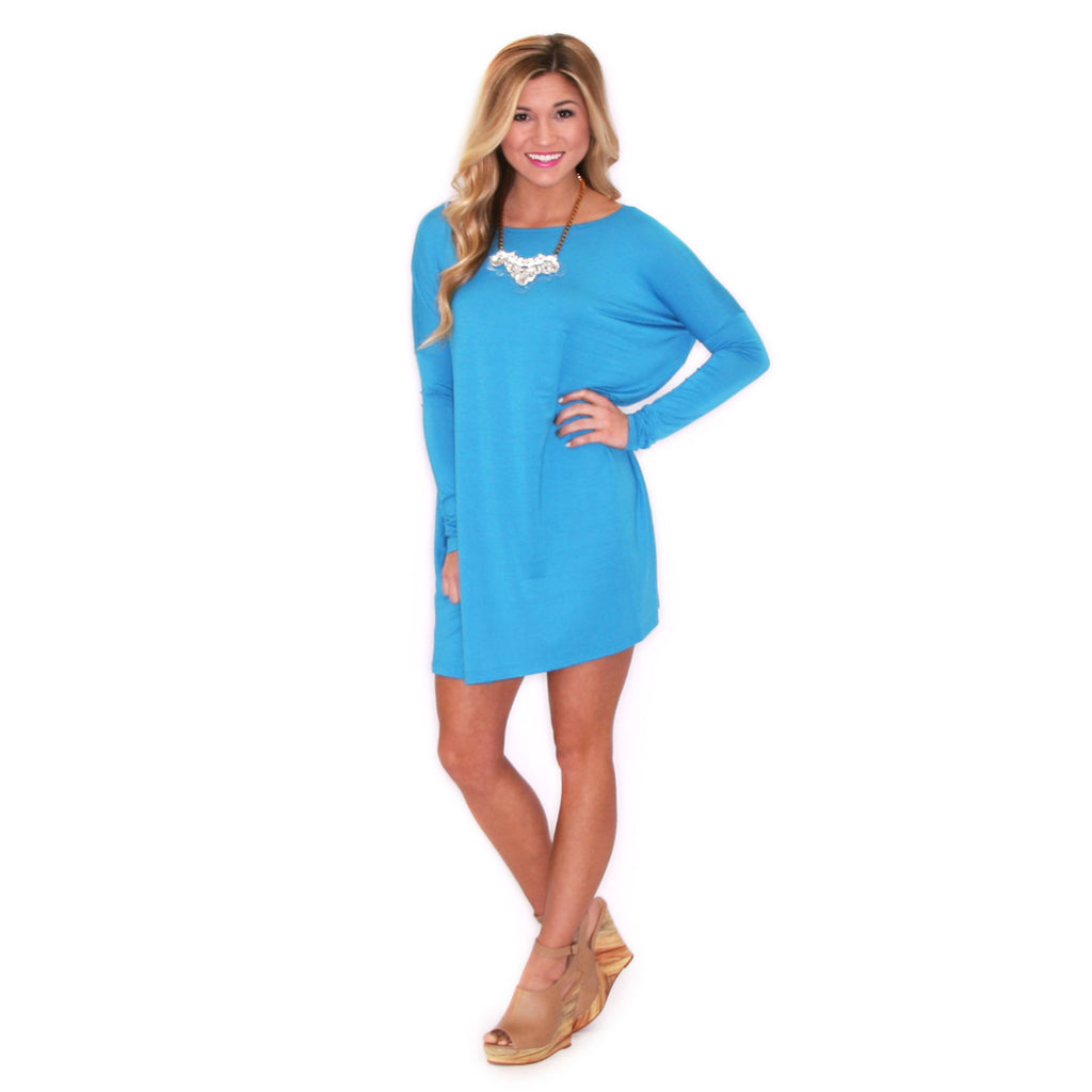 PIKO Tunic in Bright Blue