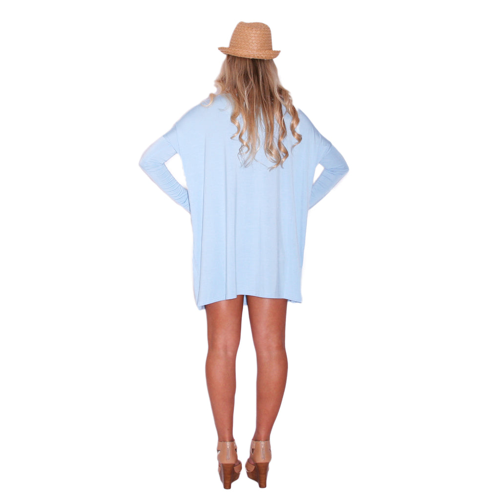 PIKO Tunic Light in Blue