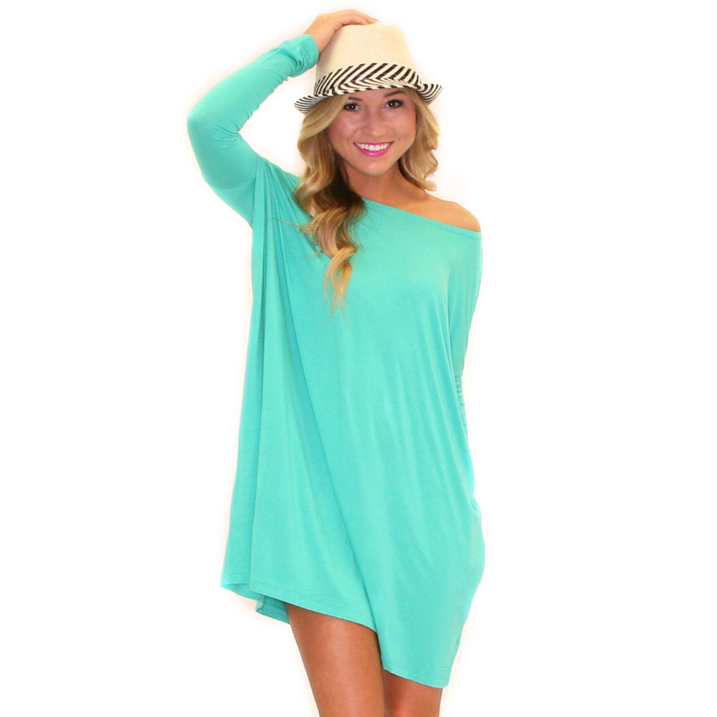 PIKO Tunic in Light Green