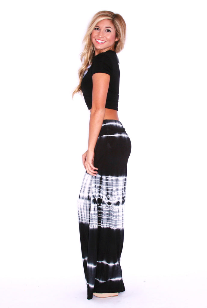 Madison Avenue Pant Black