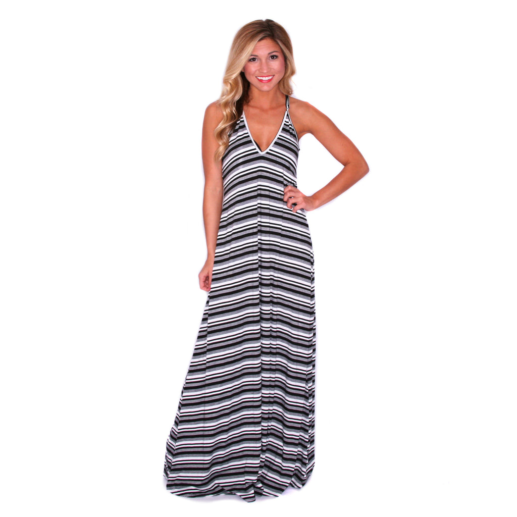 Poolside Margaritas Maxi Black