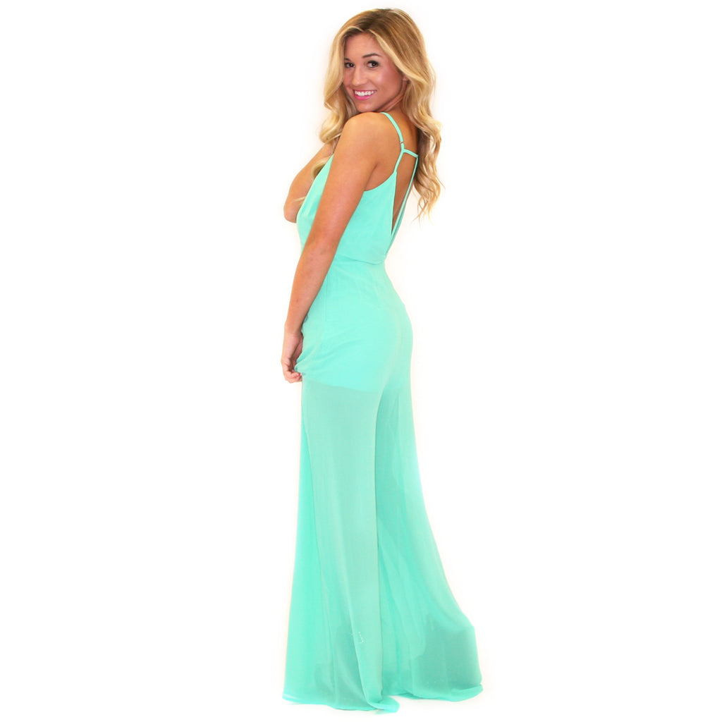 Pretty in Chiffon Mint