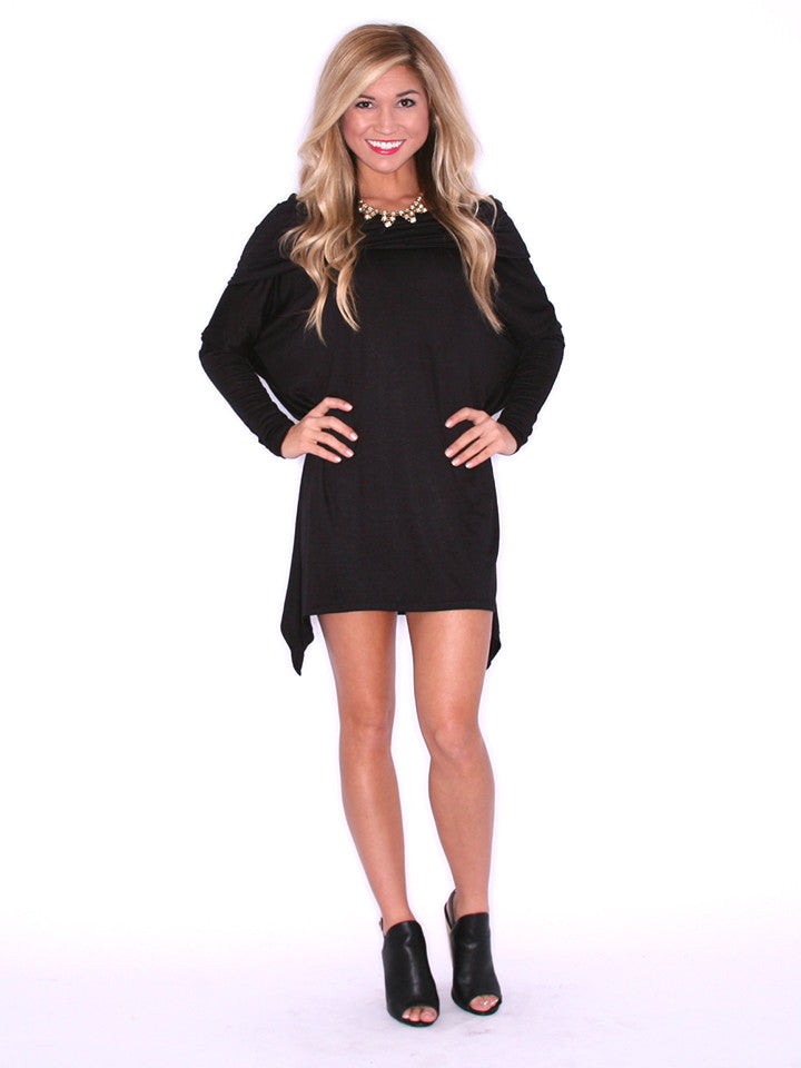 Perfection Tunic Black