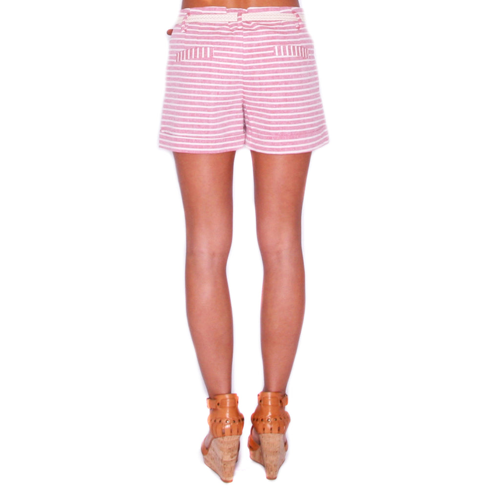 Dating A Sailor Shorts Red