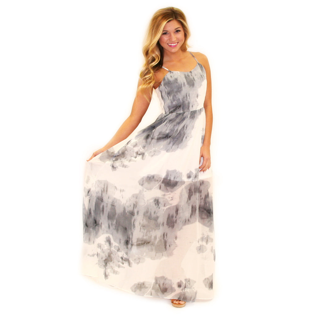 Island Retreat Maxi Grey