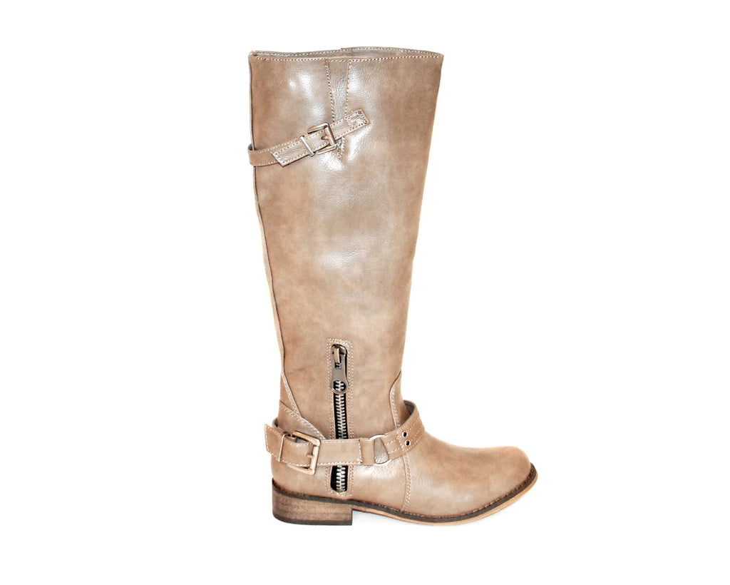Saturday Boot Taupe