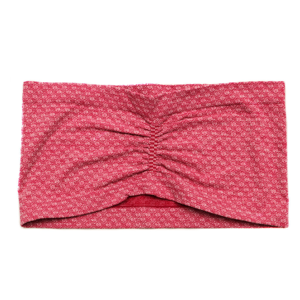 Seamless Mini Rose Bandeau