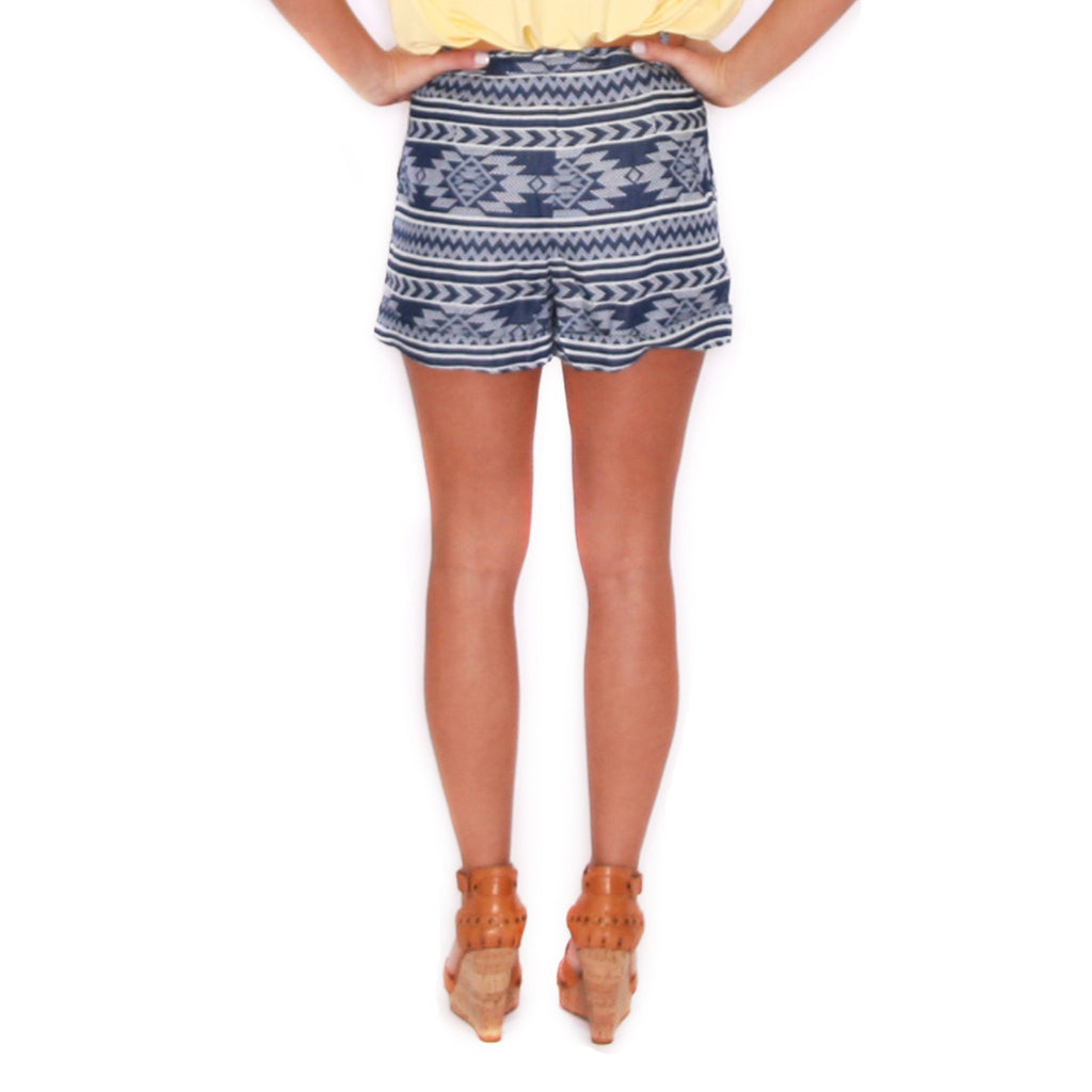 Seaside Dreaming Shorts
