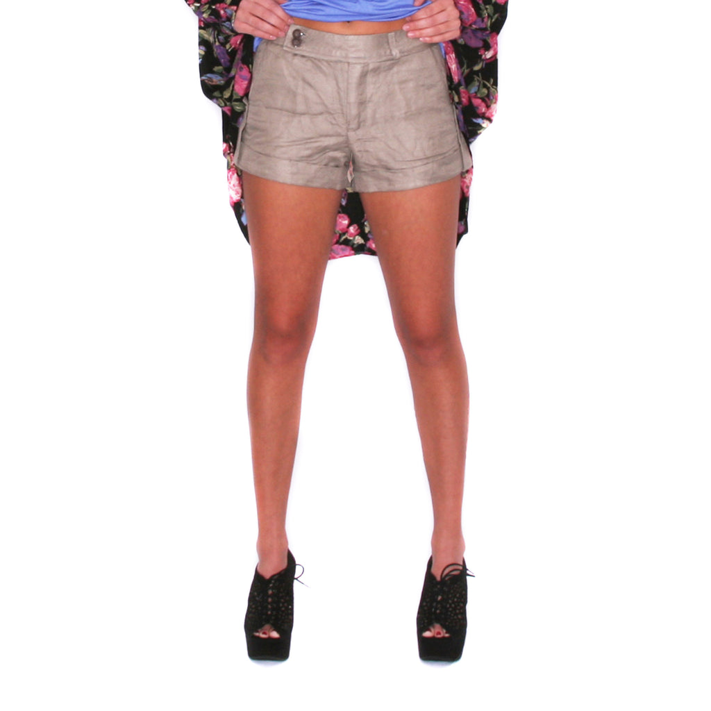 Shine Bright Shorts Sand