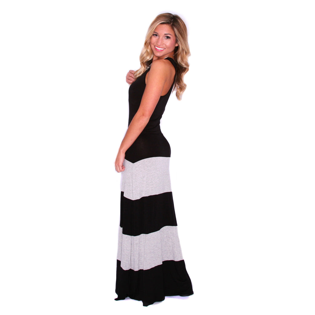 Made to Sizzle Maxi Black