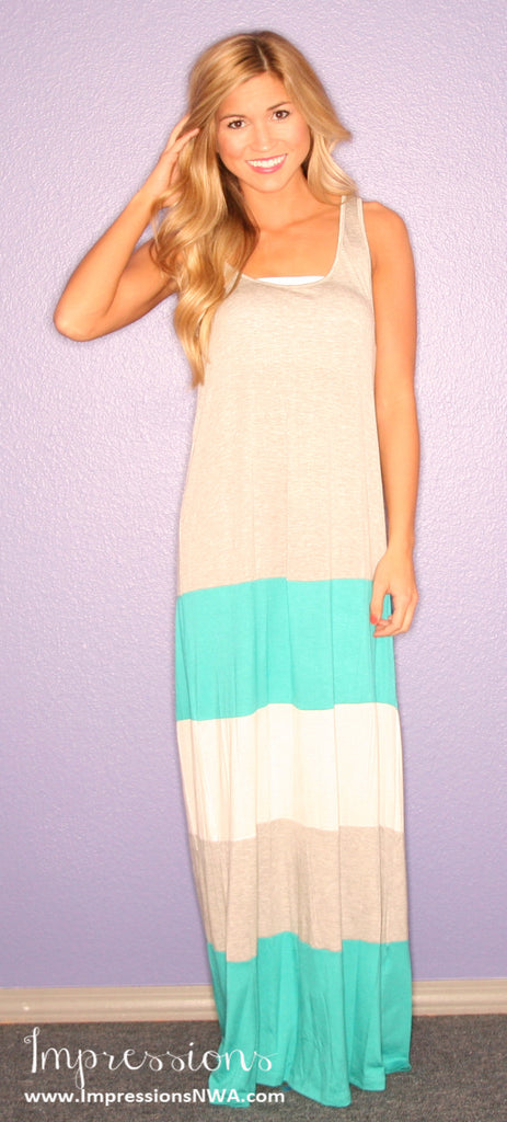 Sizzling Summer Maxi