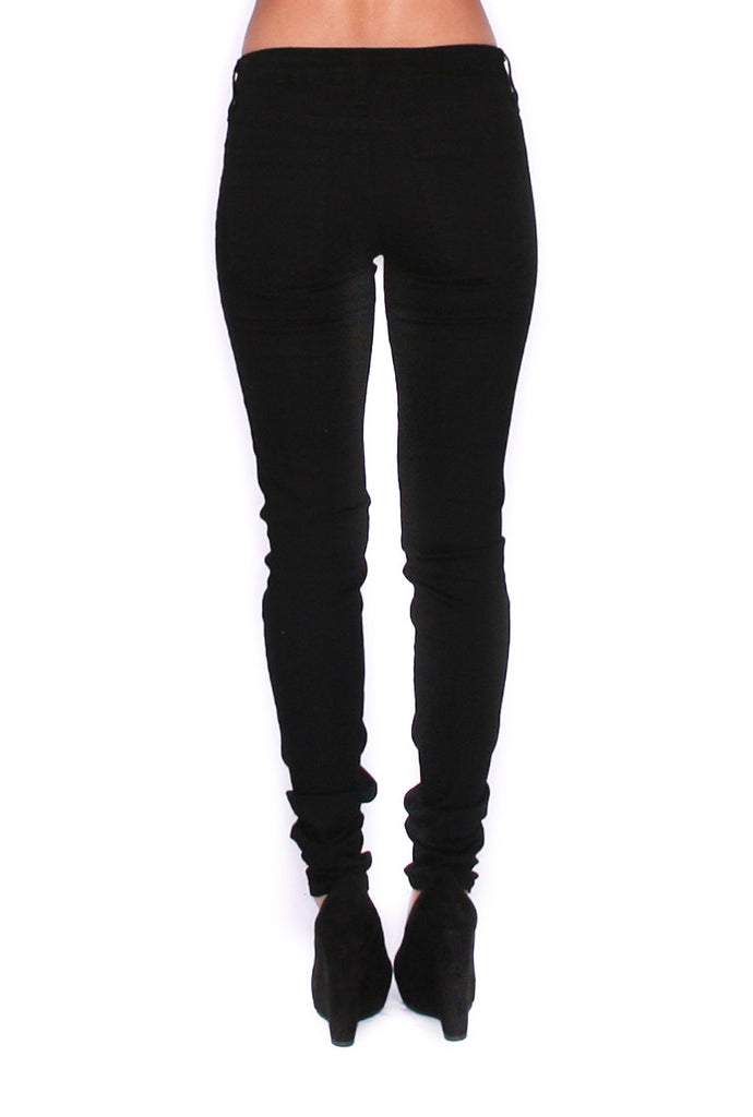 Basic Skinny Black