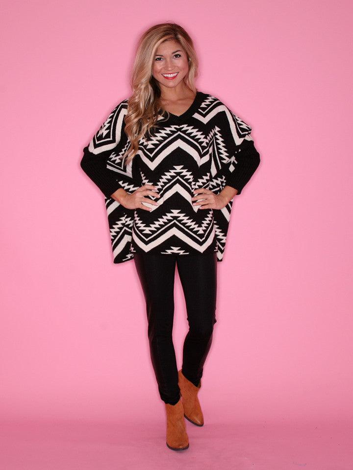 Southern Fall Sweater