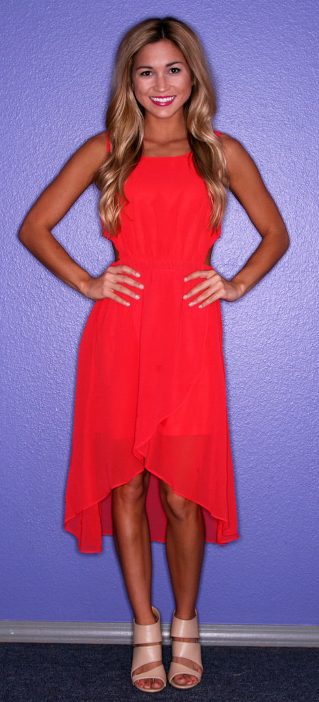 Southern Hostess in Coral