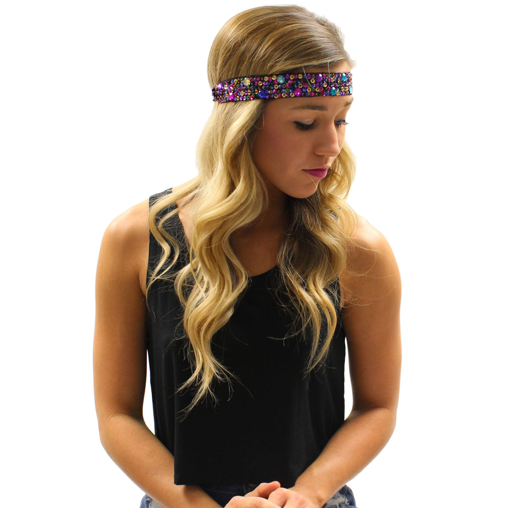 Sparkling Poolside Headband