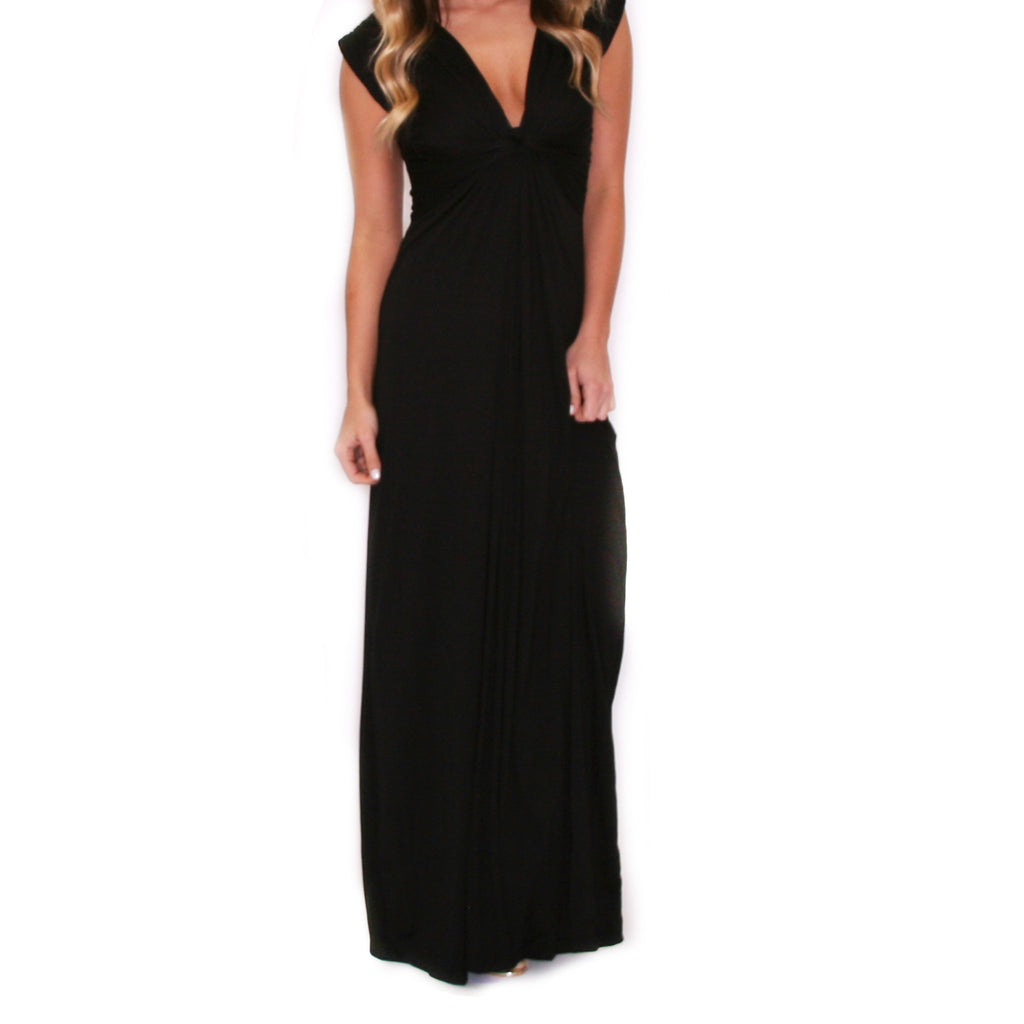 Starry Night Maxi in Black