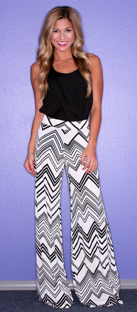 Striped Chic Pant