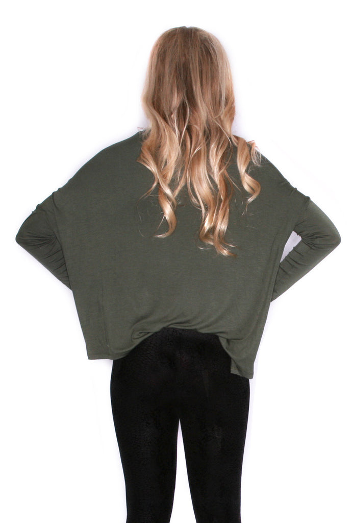 Style For Days Tee Olive