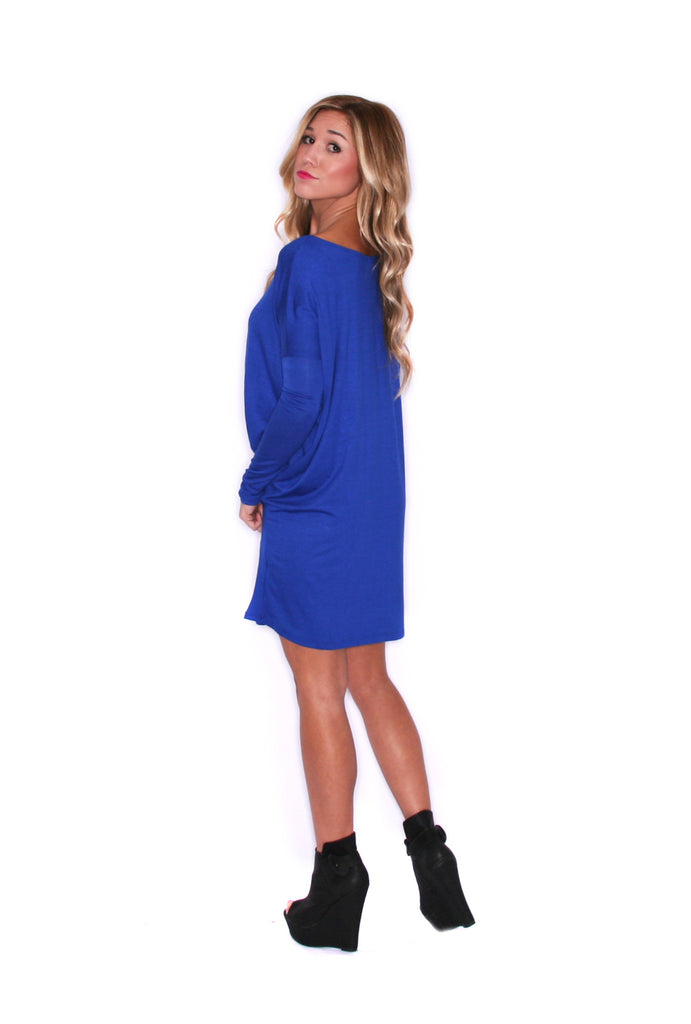 Perfect Little Tunic in Blue