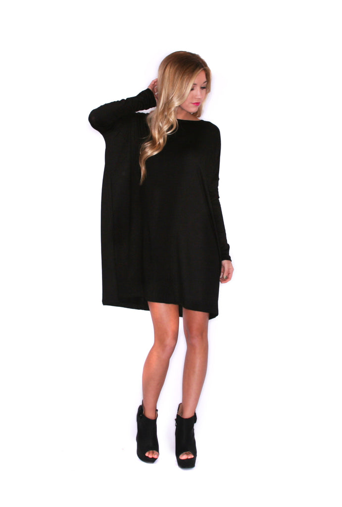Style For Days Tunic Black