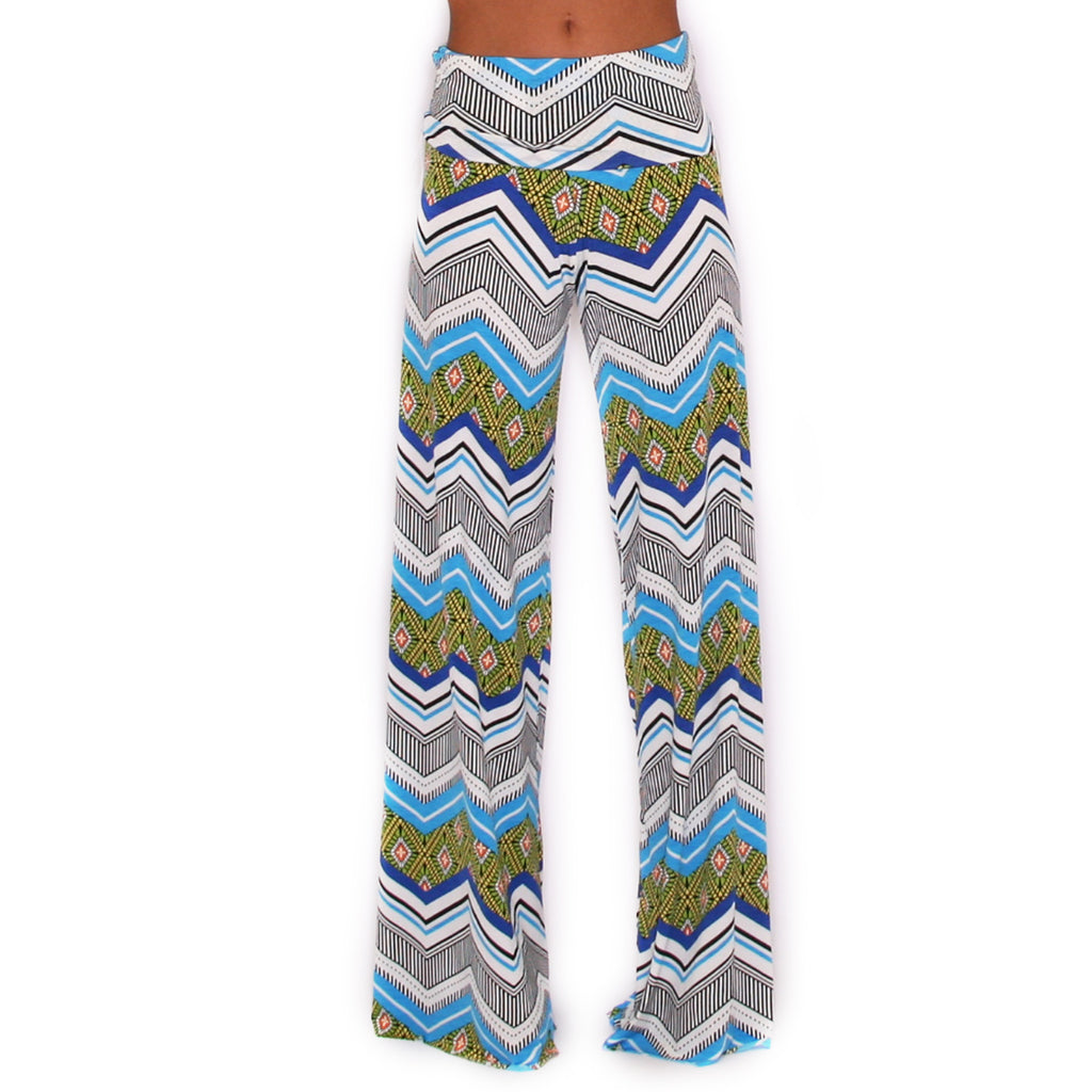 Styled So Chic Pant Blue