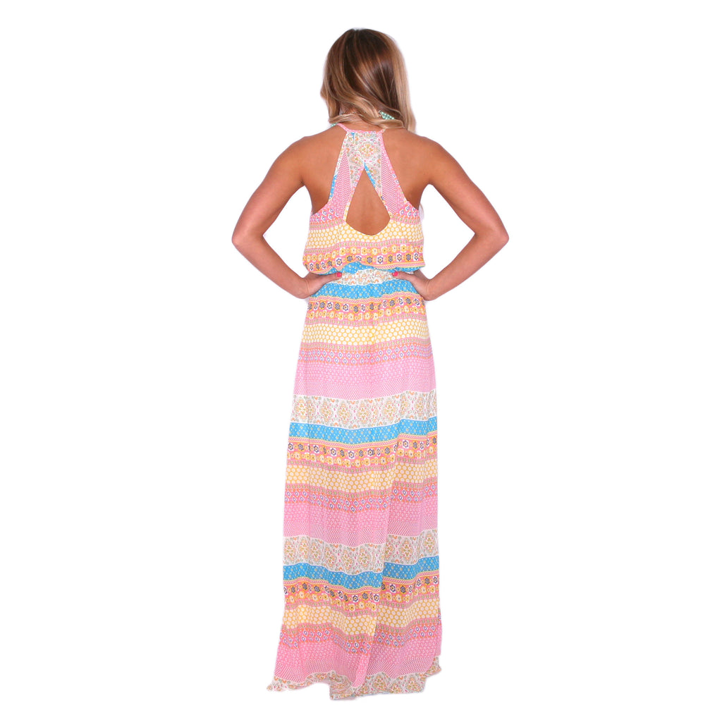 Eyes On Summer Maxi