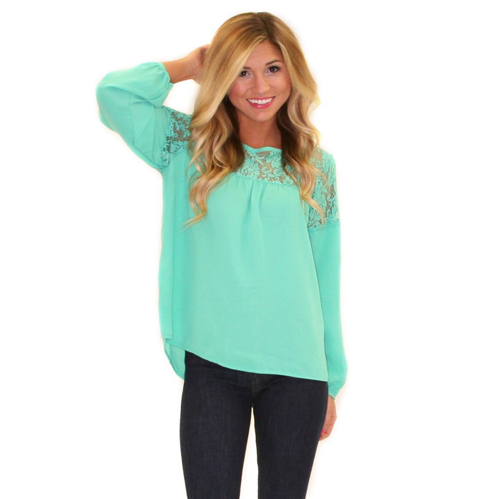 Sweet & Southern in Mint