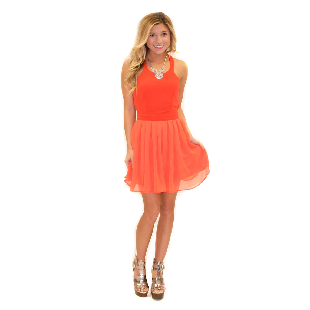 Festival Sweetheart Orange