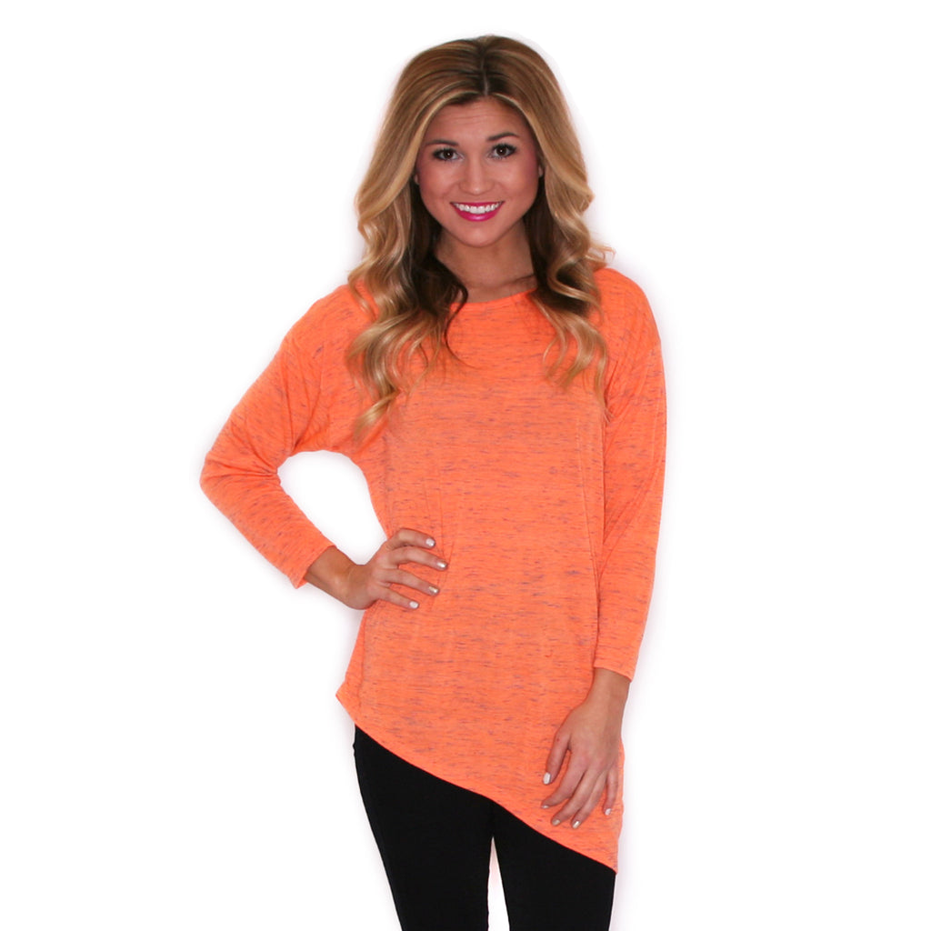 Sweetheart Tee Orange