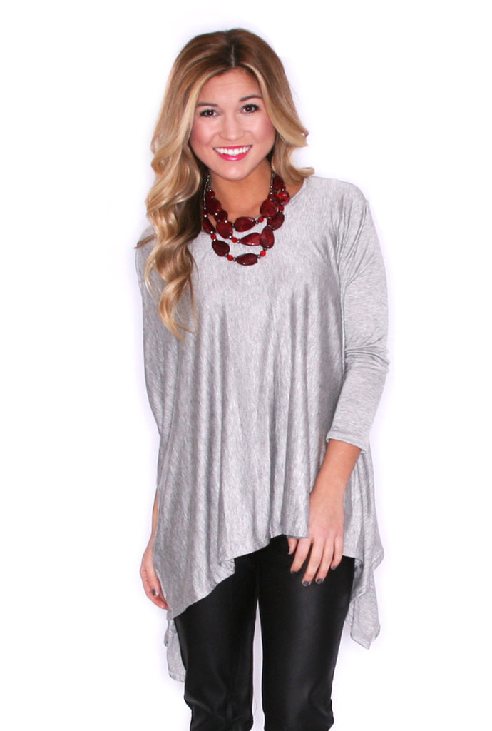 Sweet Serendipity Heather Grey