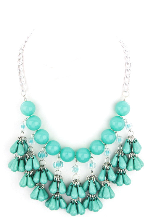 Sweet Turquoise Necklace