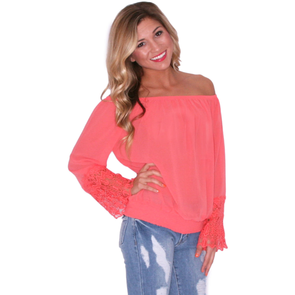 Taking It Breezy in Coral