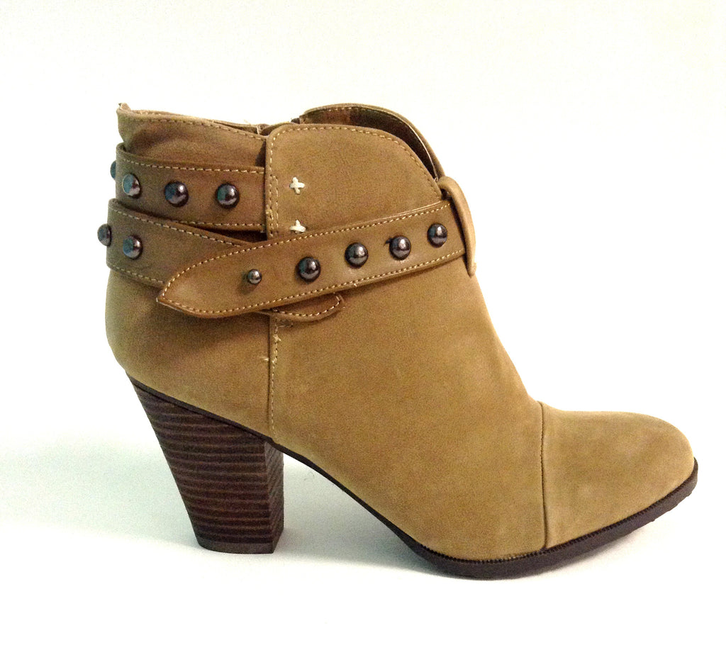 Fall Time Bootie Brown
