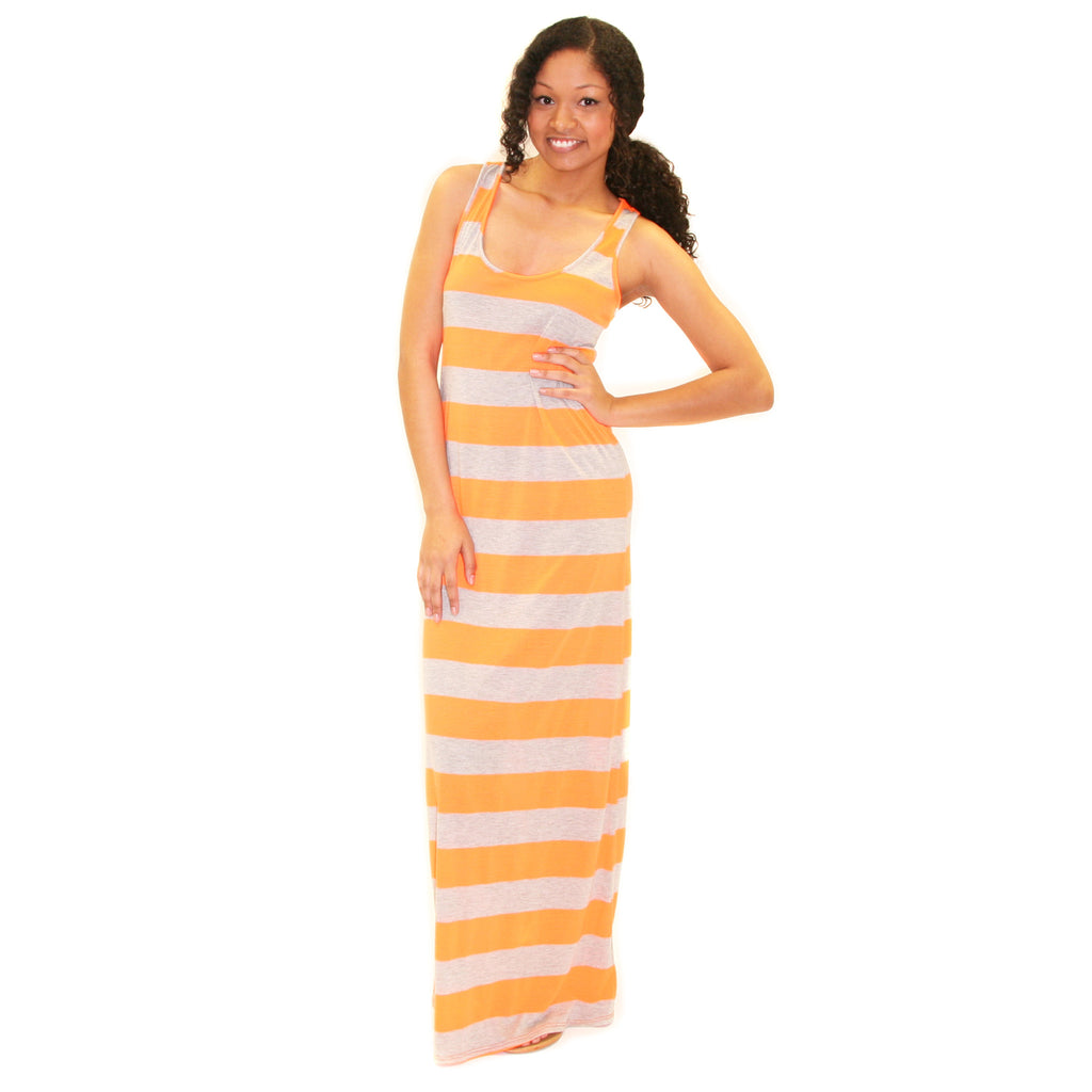 This Kiss Maxi Orange