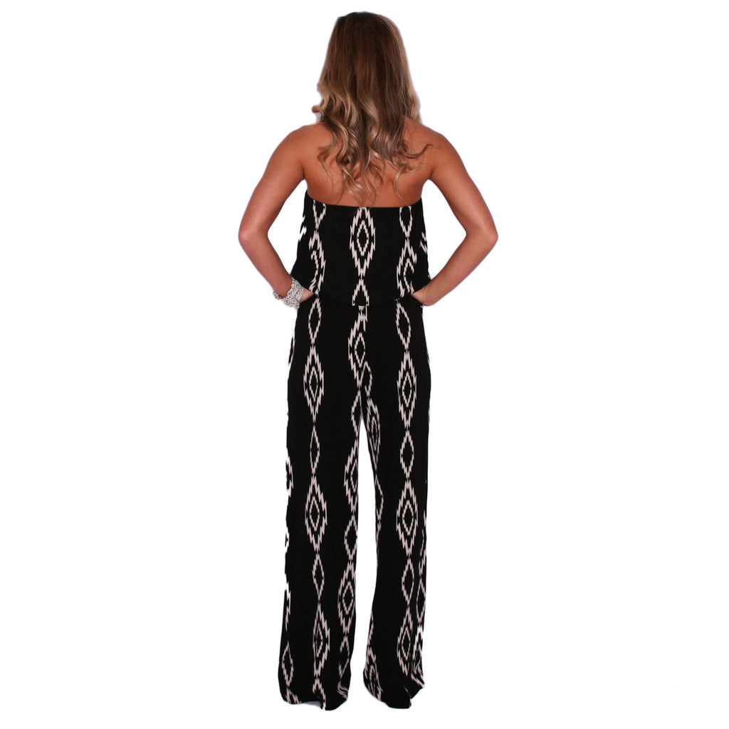 Tribal Festivities Jumpsuit