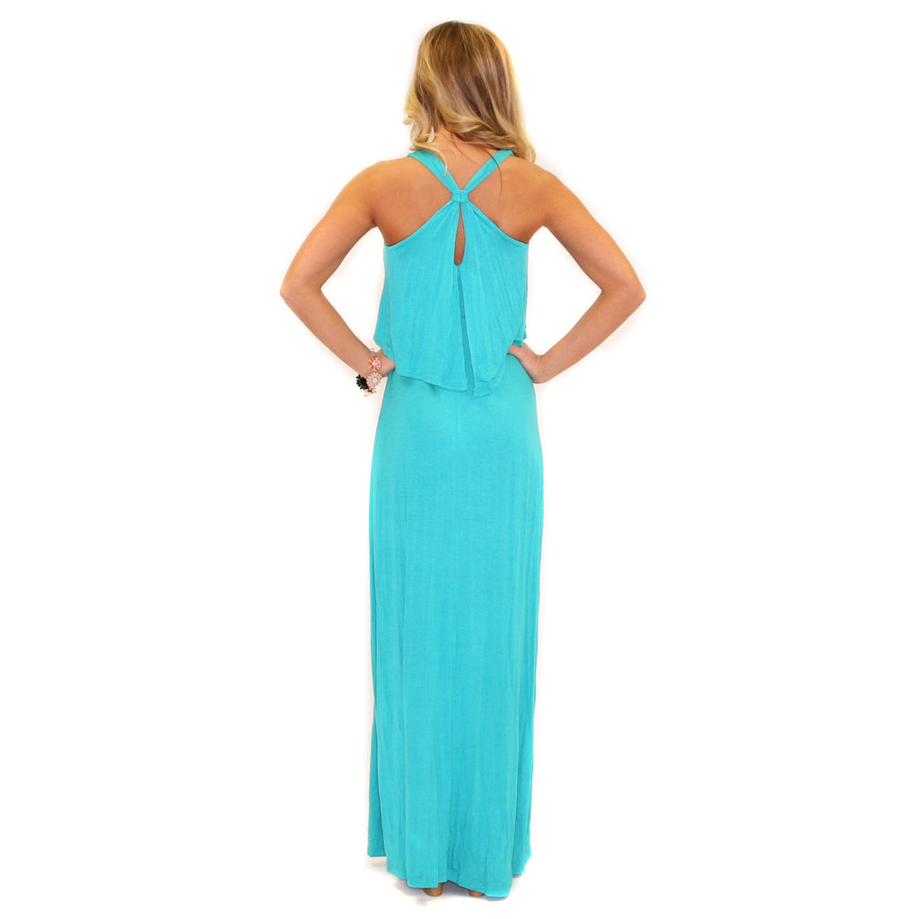 Truest Virtue Maxi Aqua