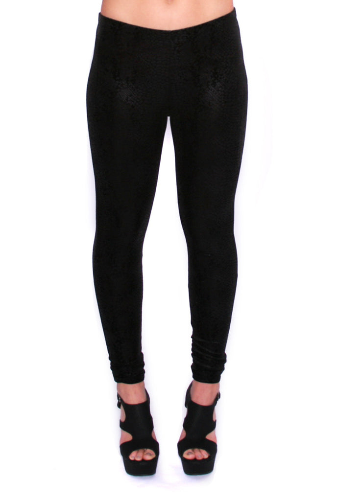Upper West Side Legging Black