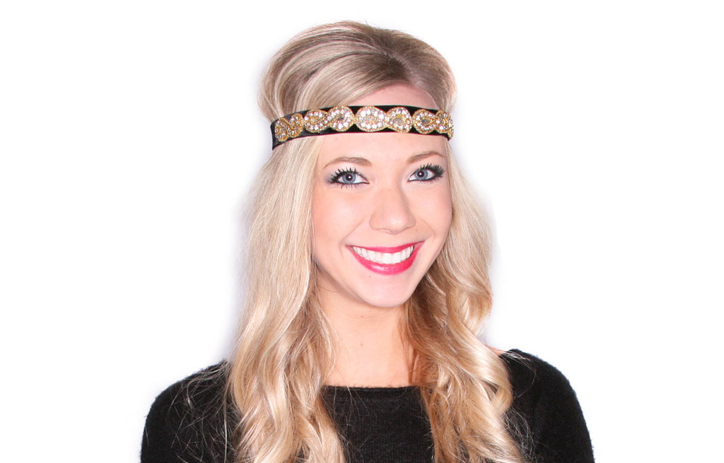 Vintage Couture Headband