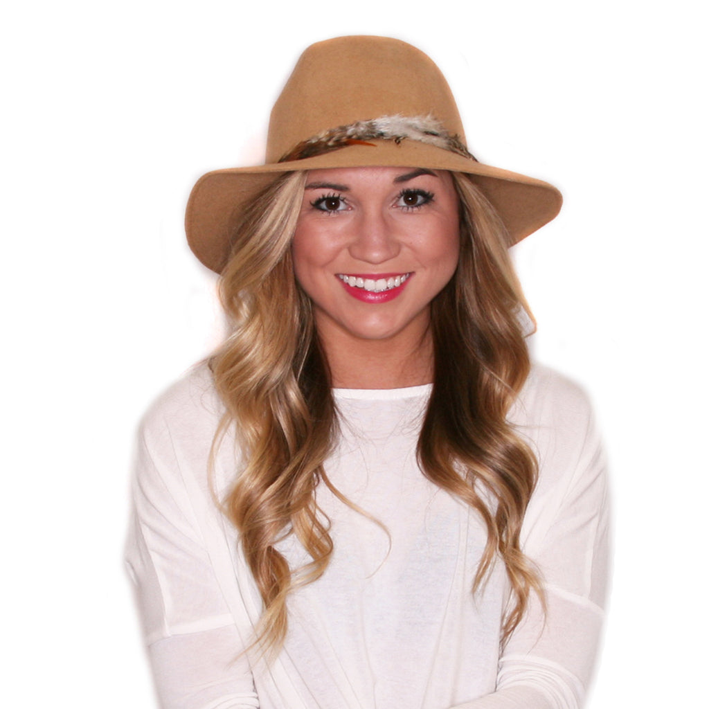 Weekend Getaway Hat in Khaki