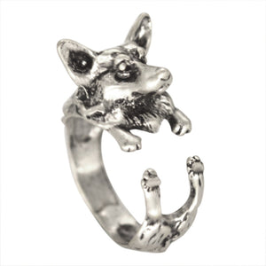 The Corgeous Corgi Ring