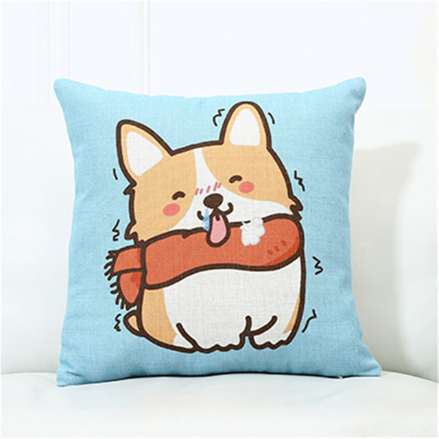 Happy Pillows