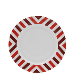 Set of 4 Side Plates, SLICE