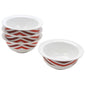 Set of 4 Fruit Bowls, SLICE