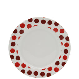 Set of 4 Side Plates, BUZZ