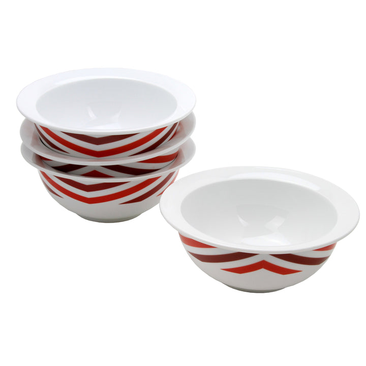 Set of 4 All Purpose Bowls, SLICE